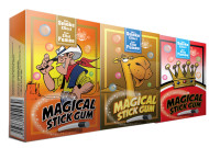 Magical Stick Gum 3-pack - thumbnail