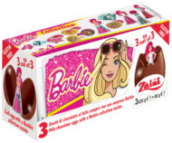 Choc. Eggs Barbie 3-pack - thumbnail