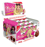 Choc. Eggs Barbie Single 8×24 - thumbnail