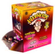 Warheads Lollies Classic - thumbnail