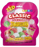 Jawbreakers Shaped Bag Classic 132 gram - thumbnail