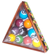 Gumball Pool Triangle 10balls - thumbnail