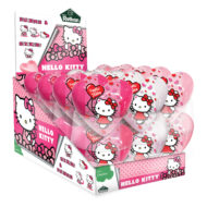 Hello Kitty Plastic Surprise Heart - thumbnail
