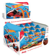 Choc. Eggs Hot Wheels Single 8×24 - thumbnail