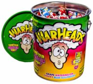 Warheadslollies Metal Tin - thumbnail